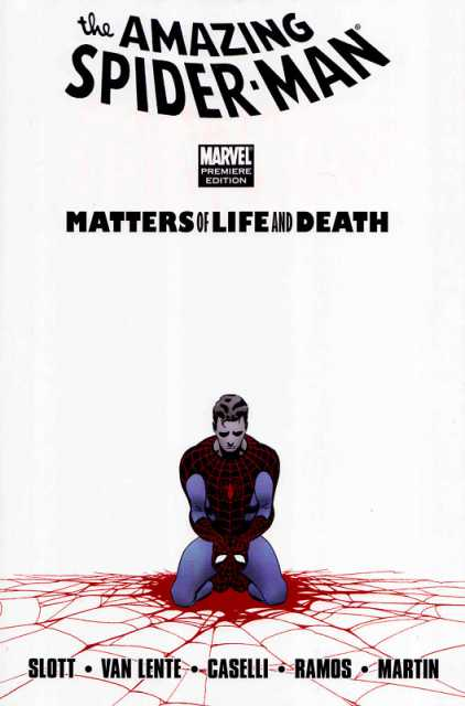 Amazing Spider-Man: Matters of Life and Death