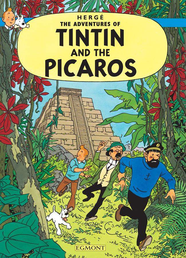 The Adventures of Tintin: Tintin and the Picaros