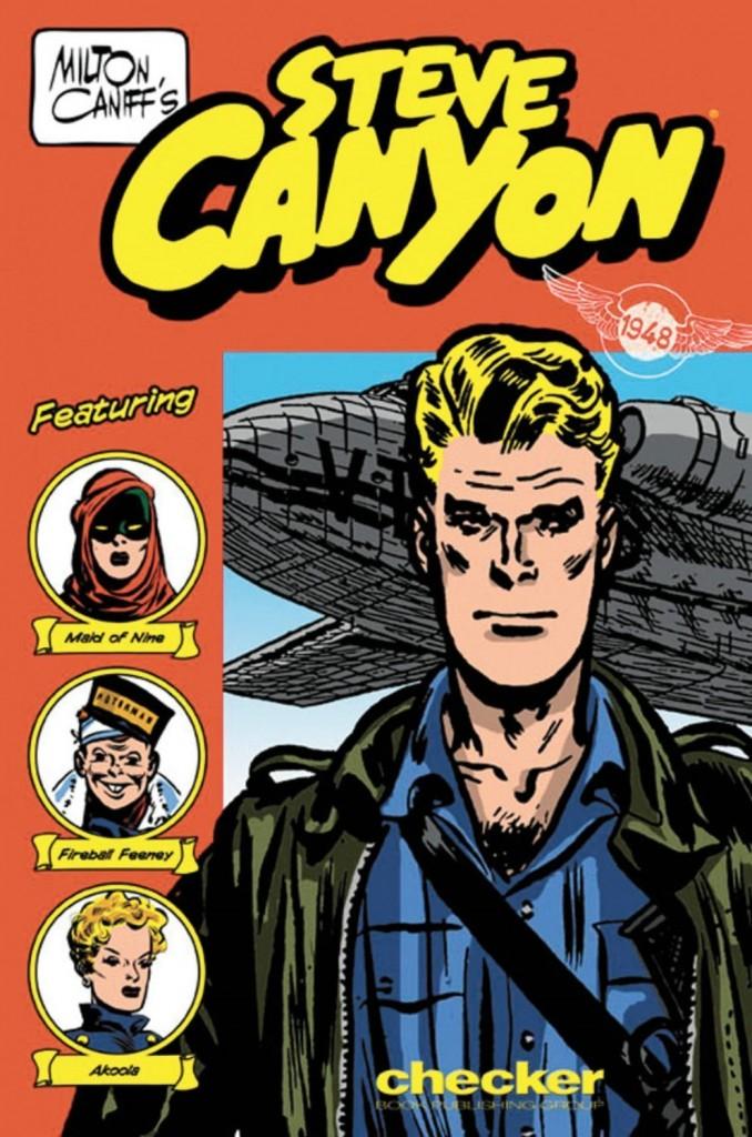 Milton Caniff's Steve Canyon 1948