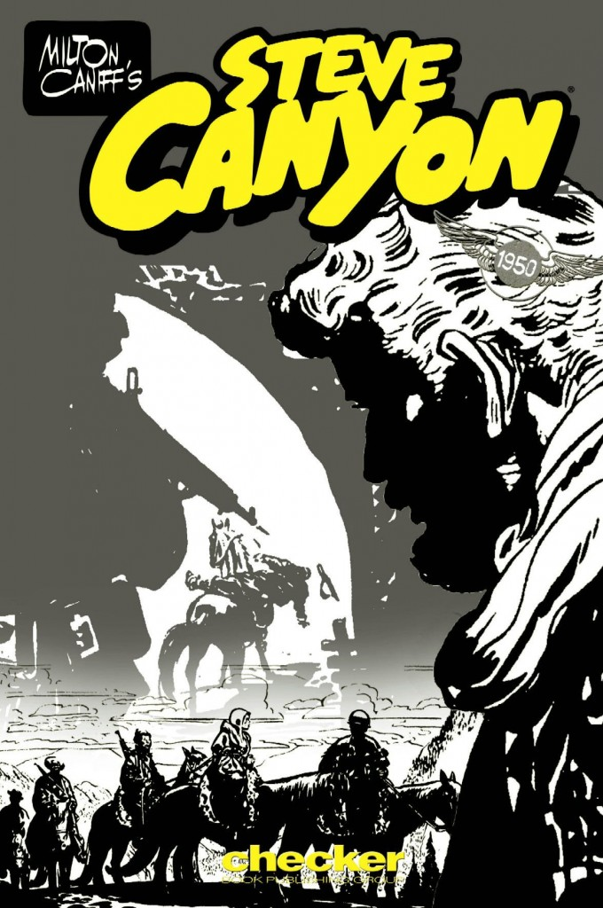 Milton Caniff's Steve Canyon 1950