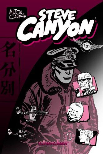 Milton Caniff's Steve Canyon 1951
