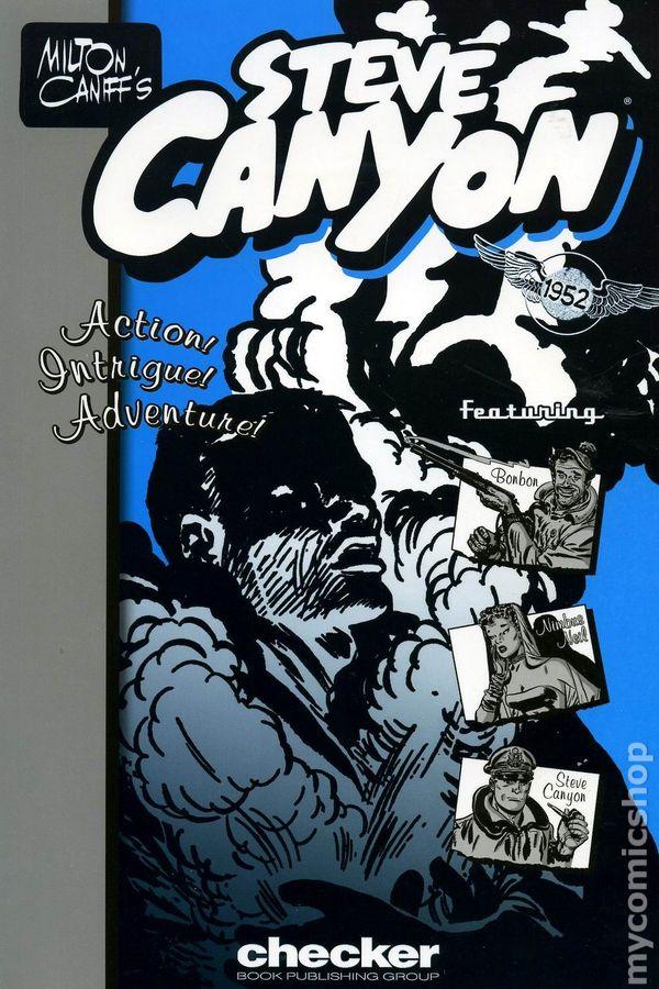 Milton Caniff's Steve Canyon 1952