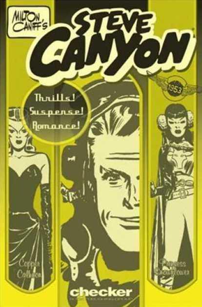 Milton Caniff's Steve Canyon 1953