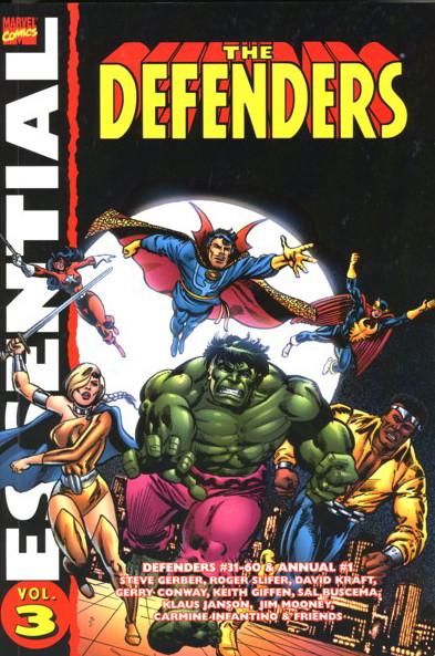 Essential Defenders Volume 3