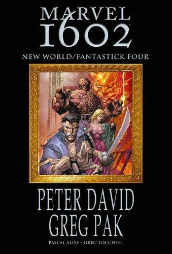 1602: Fantastick Four