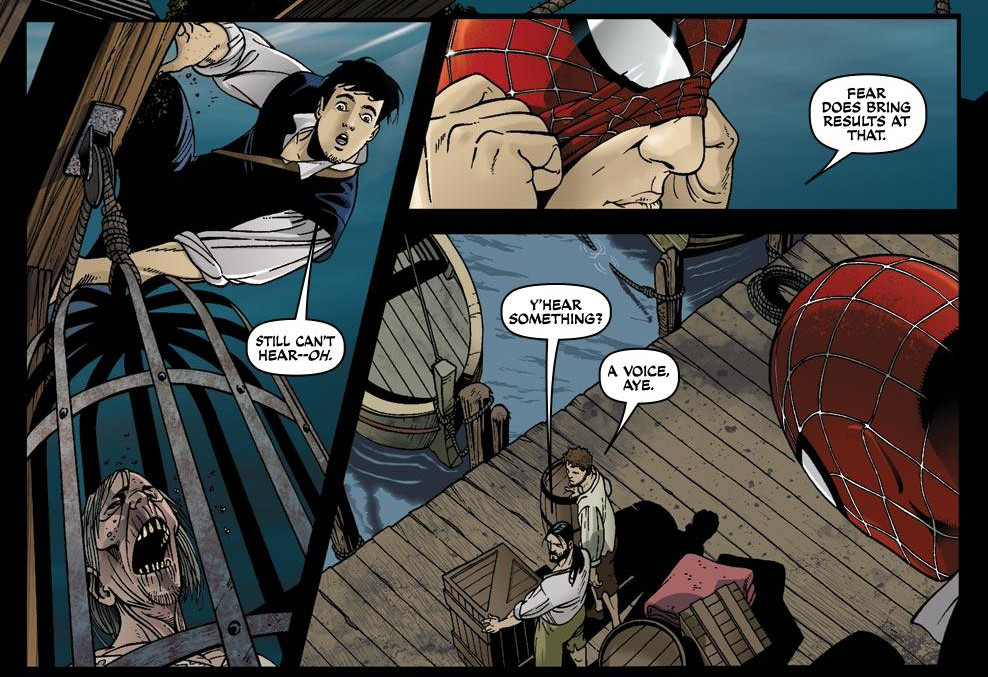 Spider-Man 1602 review