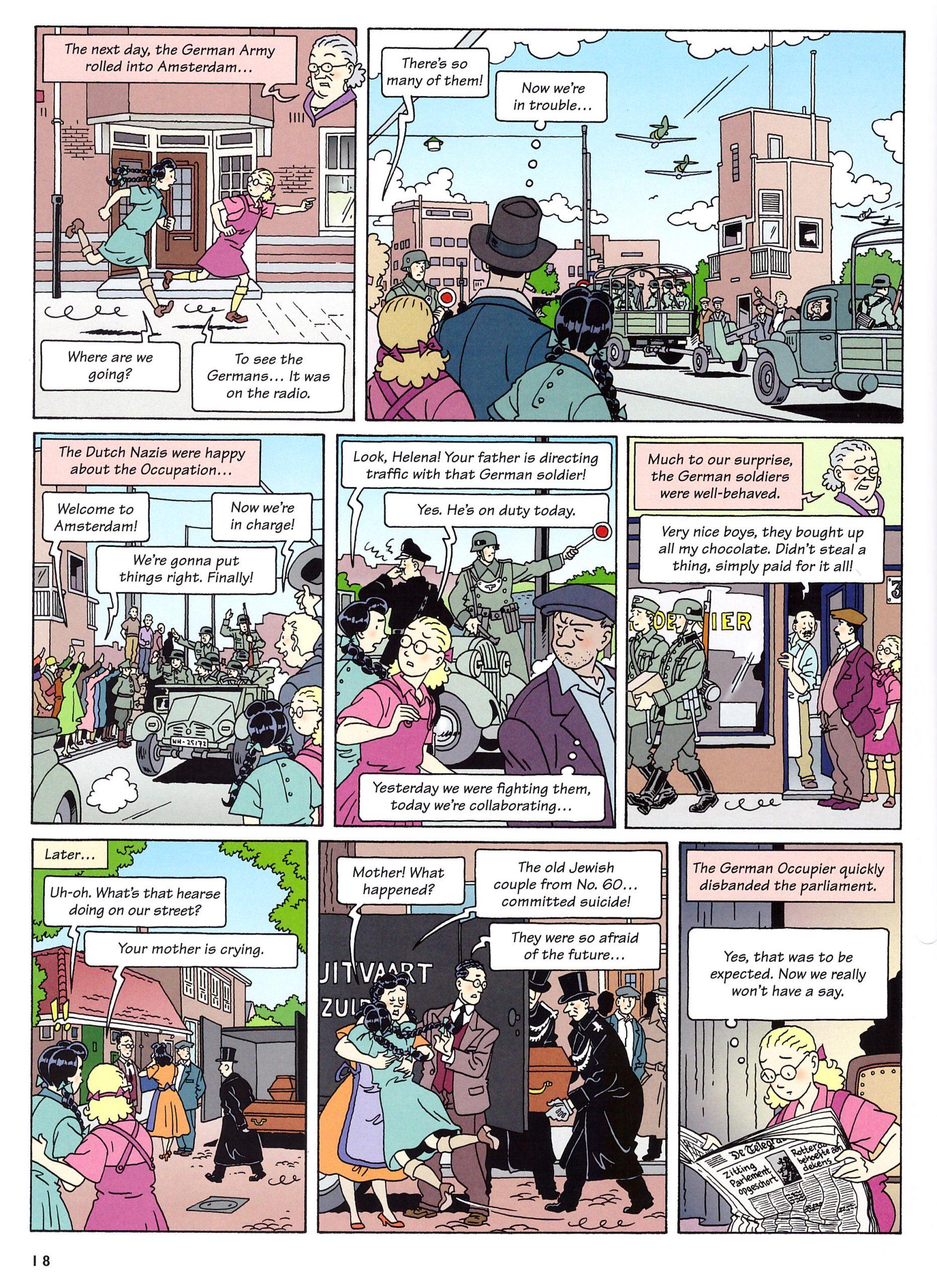 A Family Secret graphic novel review
