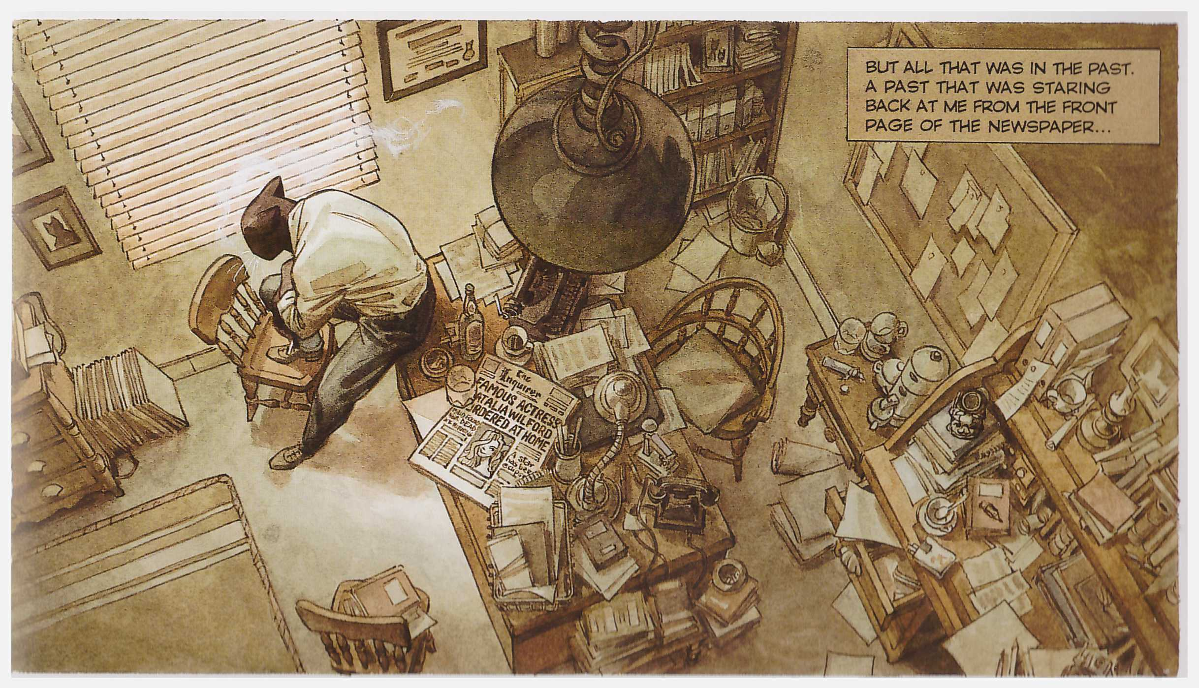 Blacksad Somewhere Within the Shadows review