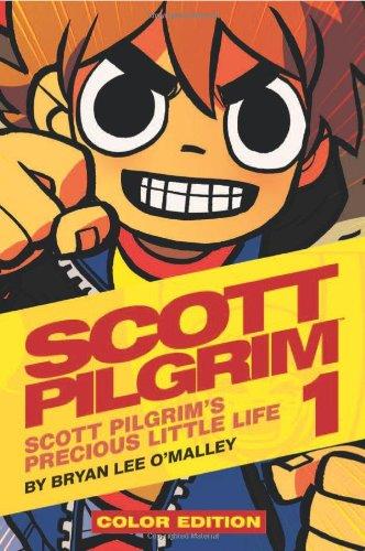 Scott Pilgrim Color Hardcover Volume 1: Scott Pilgrim's Precious Little Life