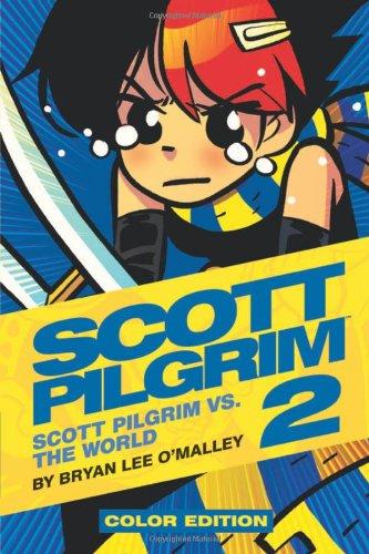 Scott Pilgrim Color Hardcover Volume 2: Scott Pilgrim vs. The World