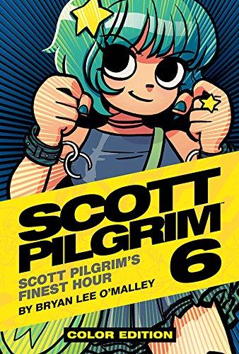 Scott Pilgrim Color Hardcover Volume 6: Scott Pilgrim's Finest Hour