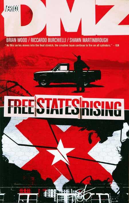 DMZ: Free States Rising