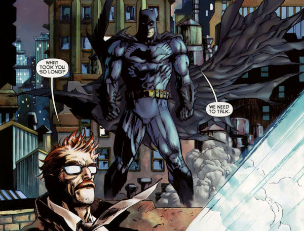 Detective Comics Faces of Death review