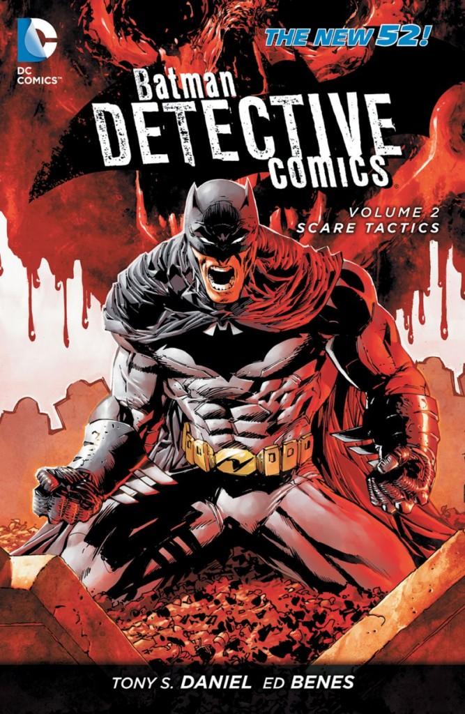 Detective Comics Volume 2: Scare Tactics