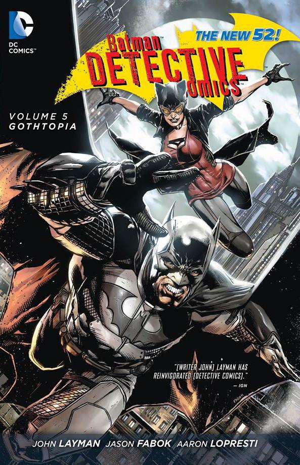 Detective Comics Volume 5: Gothtopia