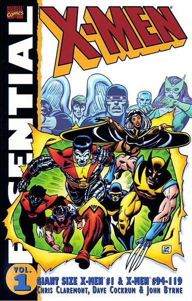 Essential X-Men Volume 1