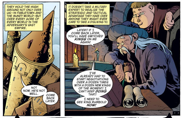 Fables Deluxe 6 review