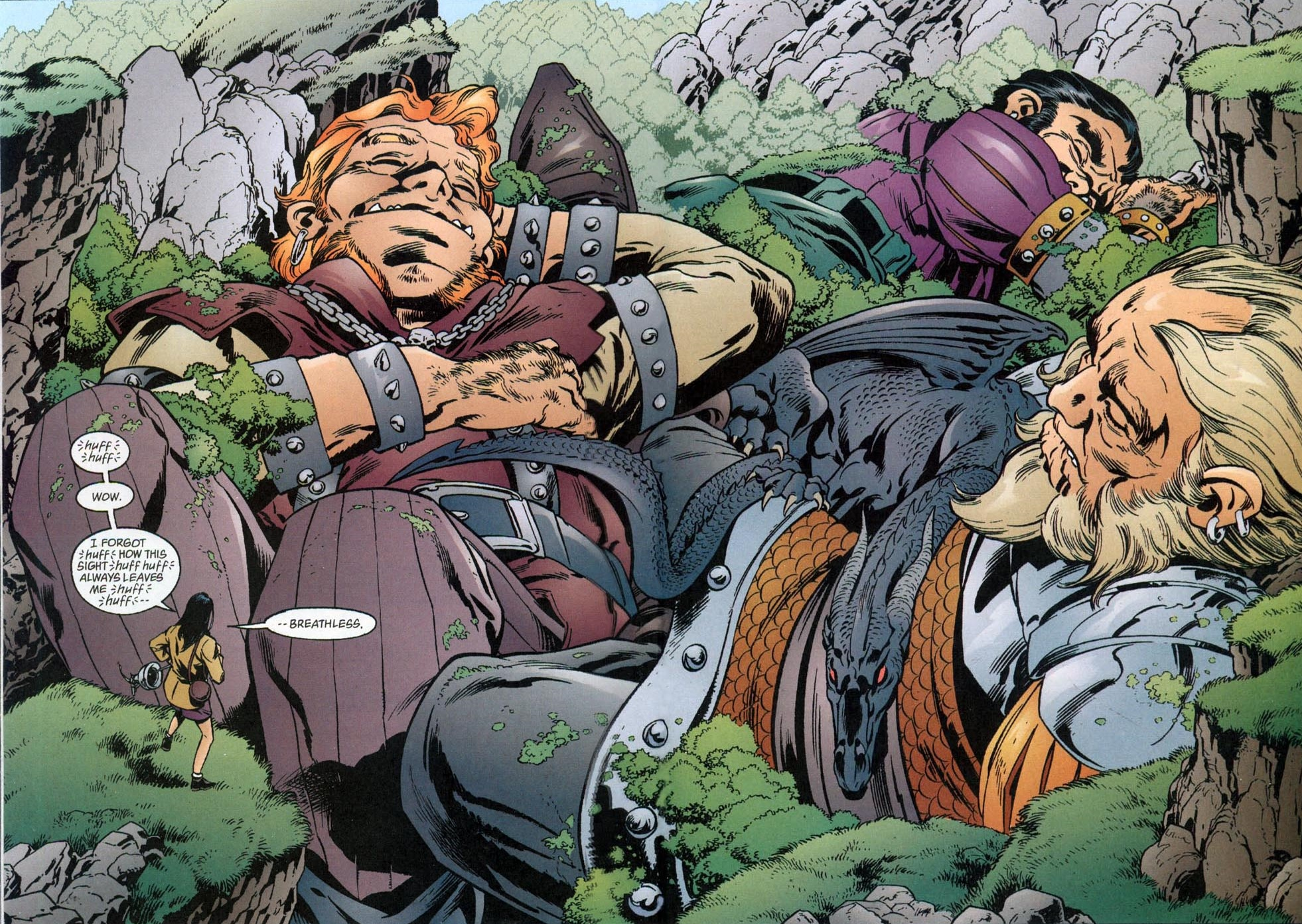 Fables Deluxe 1 review