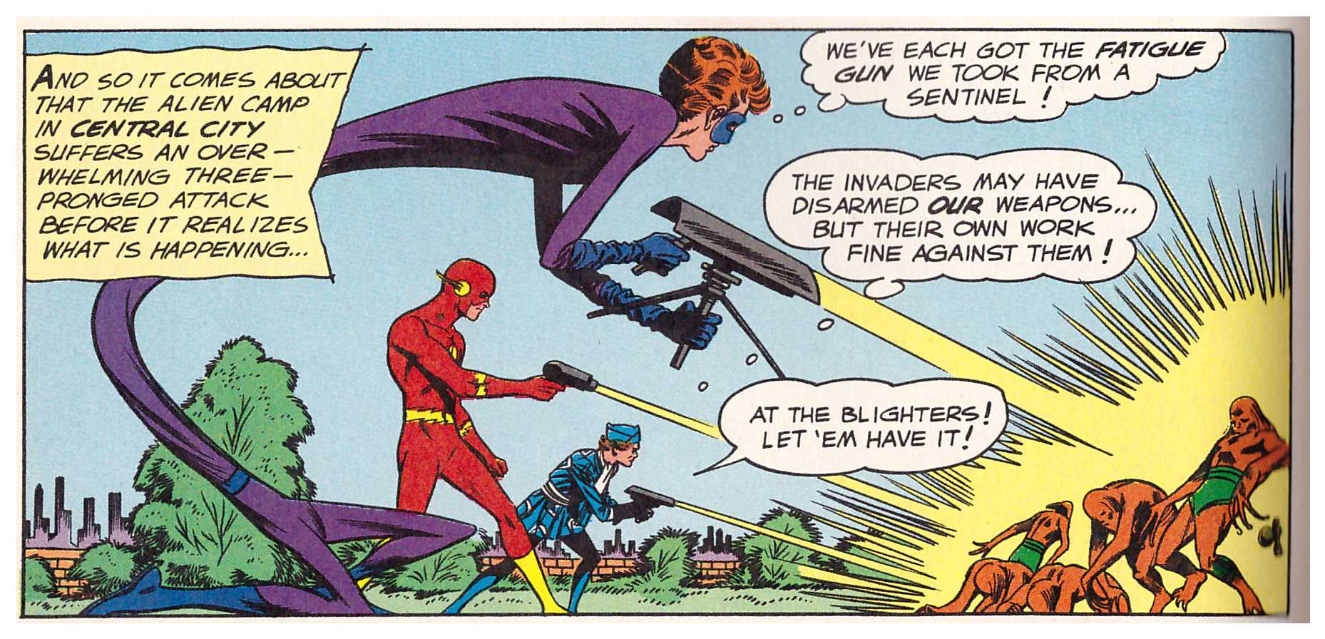 The Greatest Flash Stories Ever Told review