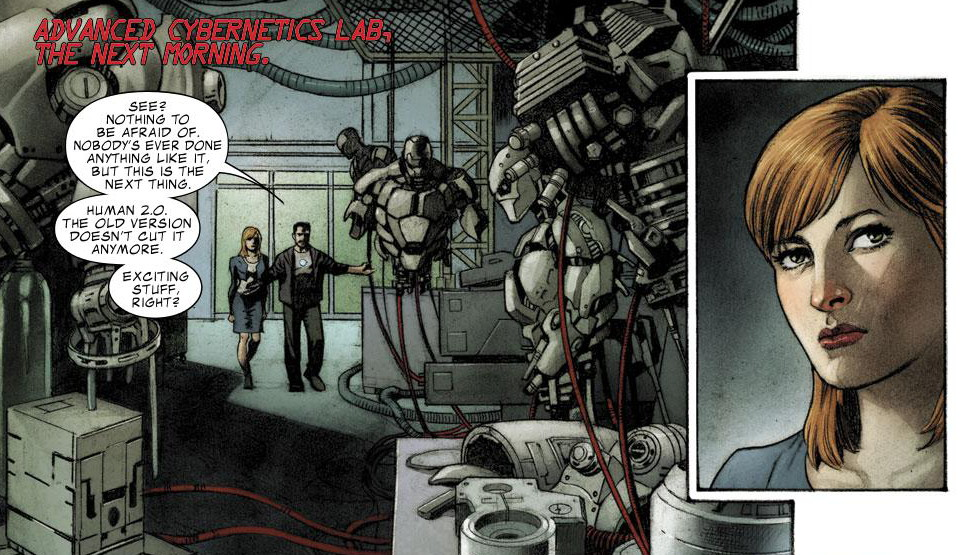 Iron Man Rapture review