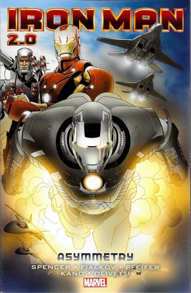 Iron Man 2.0: Asymmetery