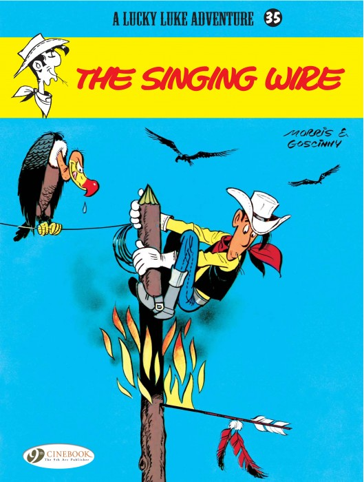 Lucky Luke: The Singing Wire