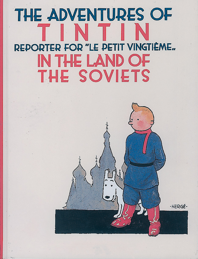 The Adventures of Tintin: Tintin in the Land of the Soviets