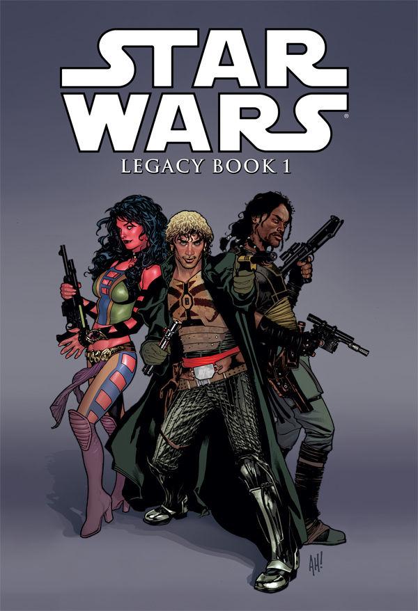 Star Wars Legacy Omnibus Volume One