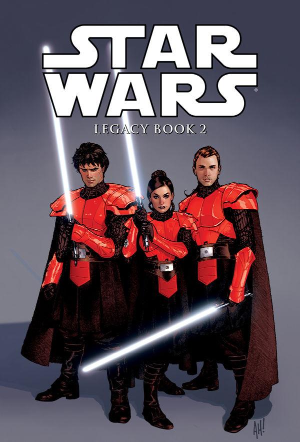 Star Wars Legacy Omnibus Volume Two