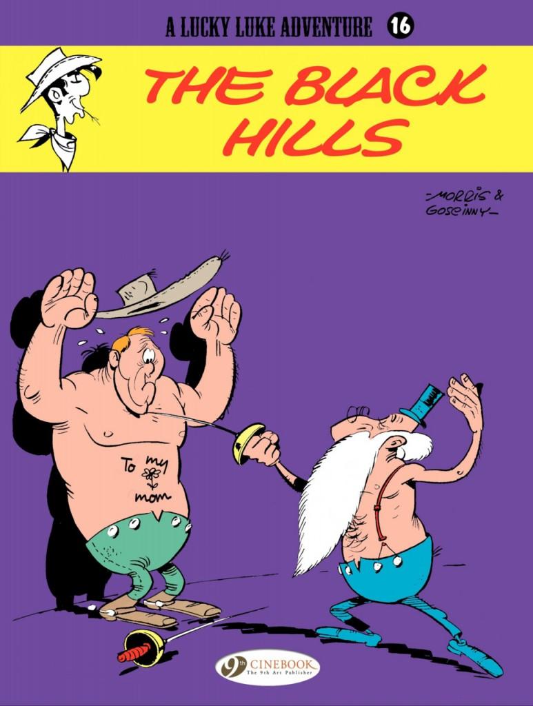 Lucky Luke: The Black Hills