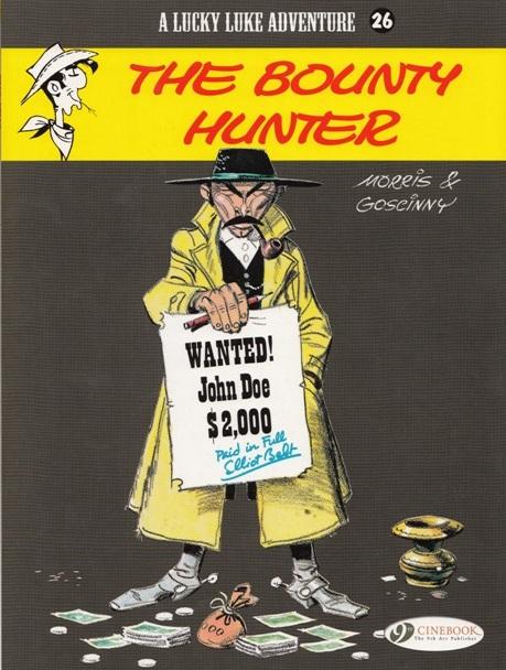 Lucky Luke: The Bounty Hunter