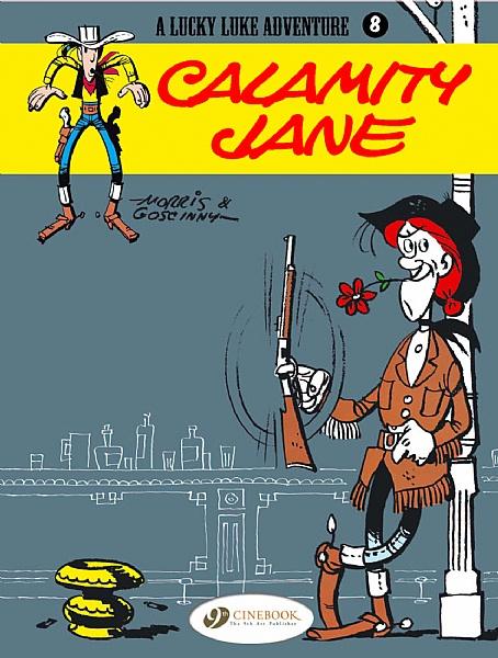 Lucky Luke: Calamity Jane