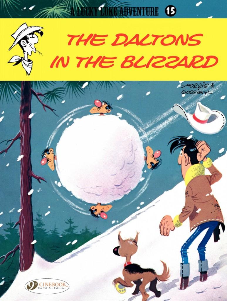 Lucky Luke: The Daltons in the Blizzard