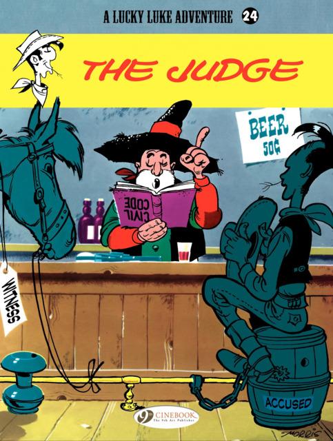 Lucky Luke: The Judge