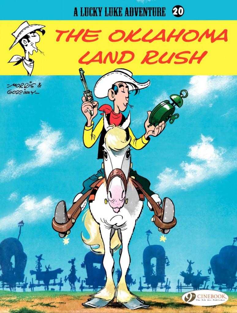 Lucky Luke: The Oklahoma Land Rush