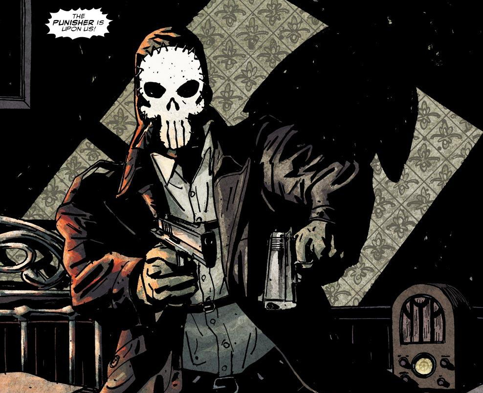Punisher Noir review