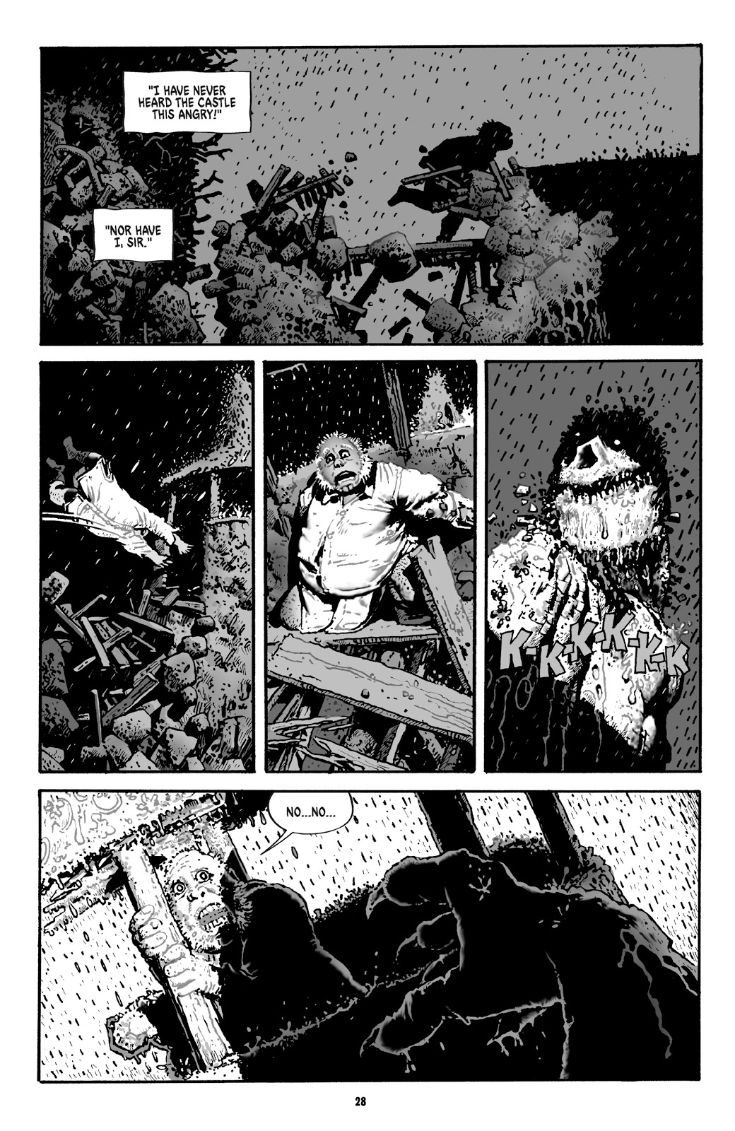 Ragemoor graphic novel review
