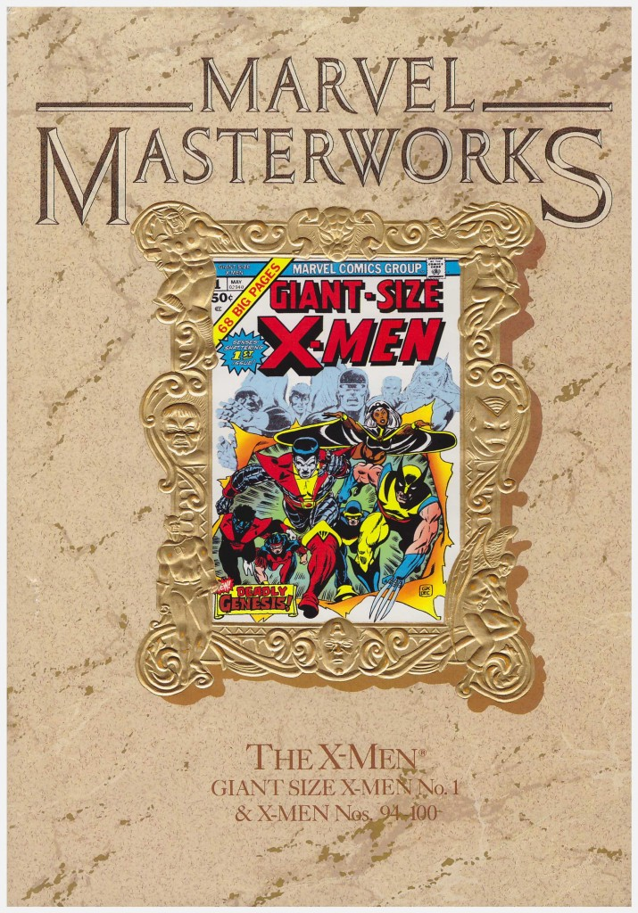 Marvel Masterworks: The Uncanny X-Men Volume 1
