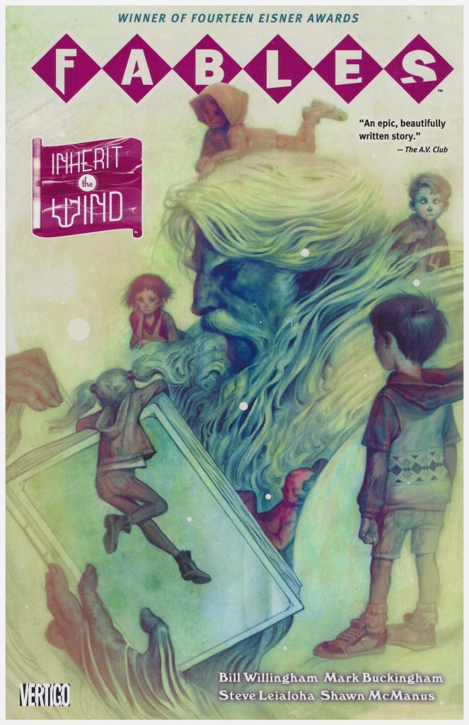 Fables: Inherit the Wind