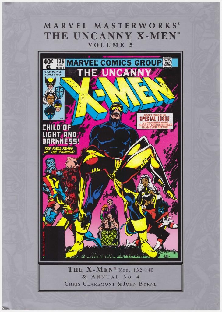 Marvel Masterworks: The Uncanny X-Men Volume 5