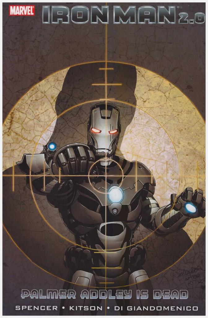 Iron Man 2.0: Palmer Addley is Dead