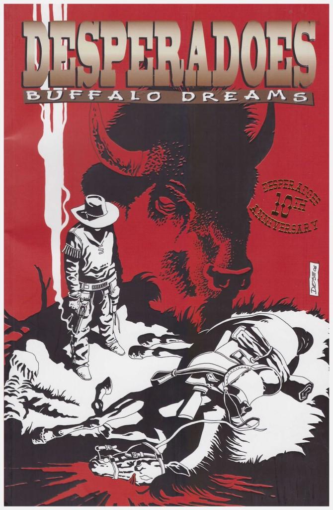 Desperadoes: Buffalo Dreams