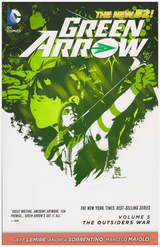 Green Arrow: The Outsiders War