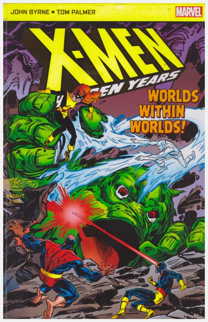 X-Men: The Hidden Years – Worlds Within Worlds