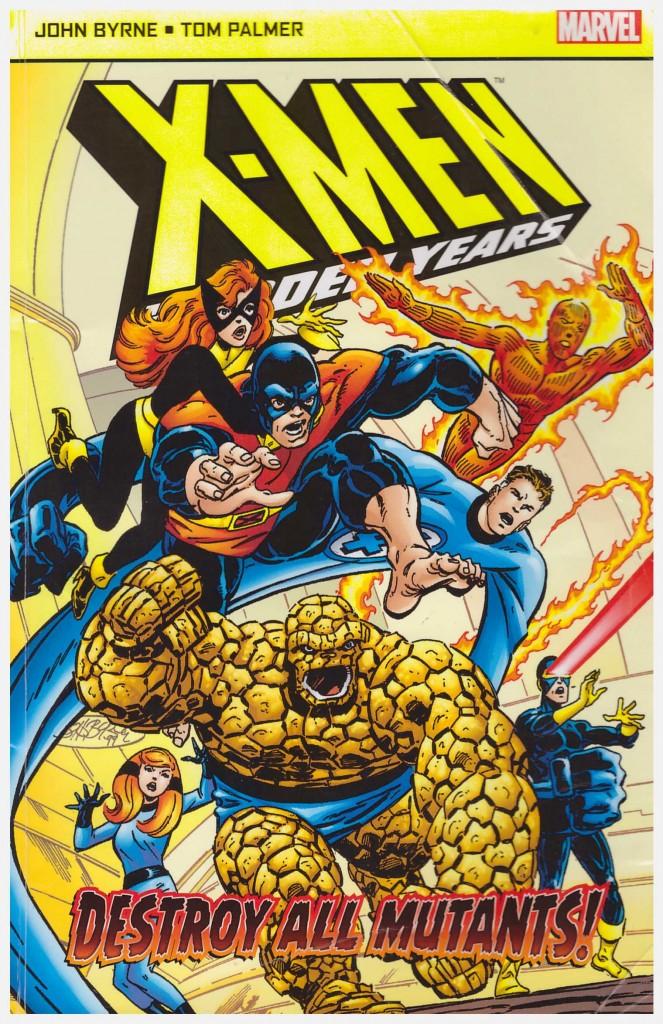 X-Men: The Hidden Years – Destroy all Mutants