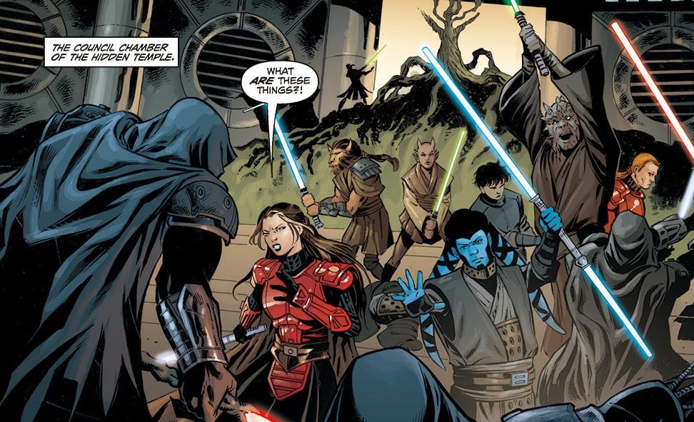 Star Wars Legacy War review