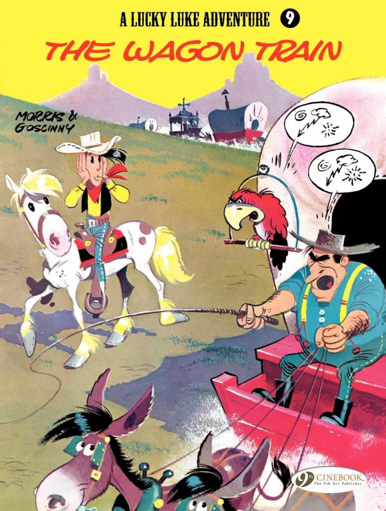 Lucky Luke: The Wagon Train