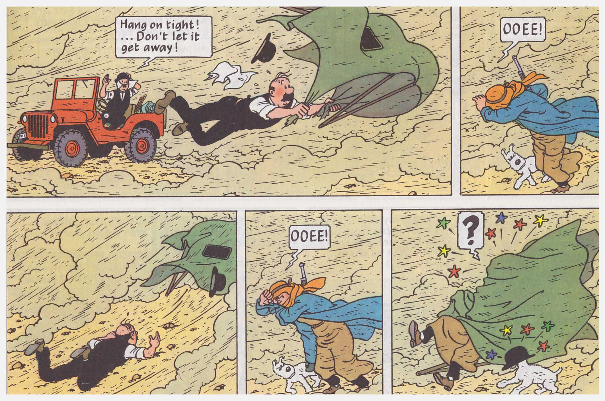 Tintin Land of the Black Gold review