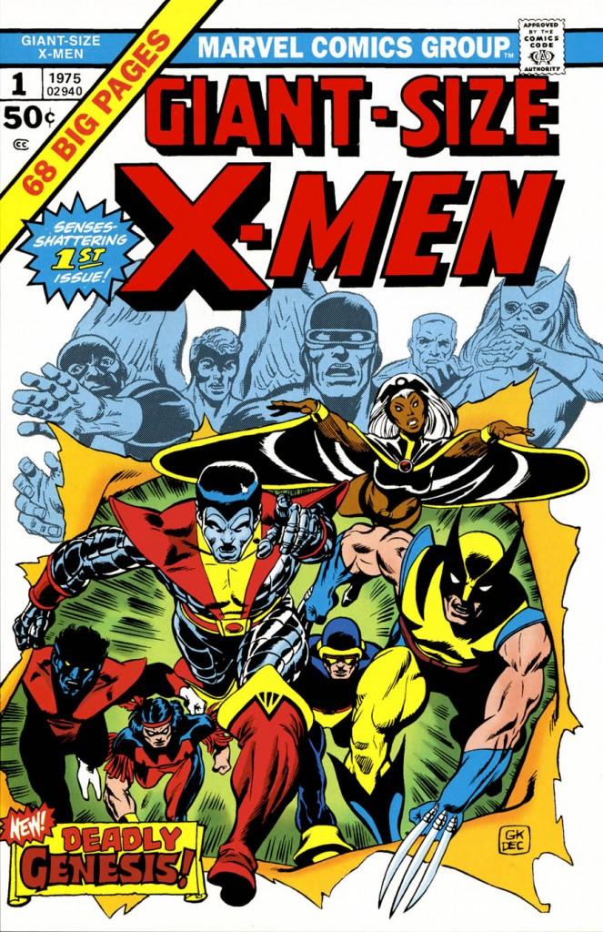 Uncanny X-Men Omnibus Volume One