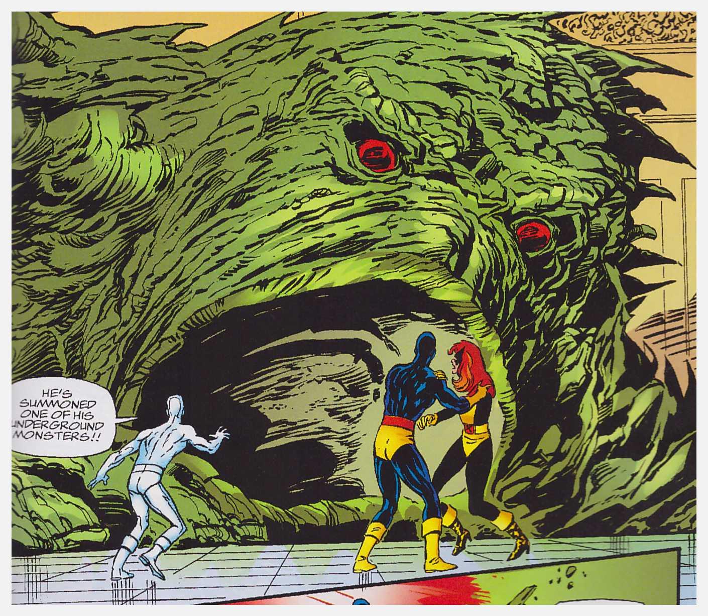 X-Men The Hidden Years 2 review